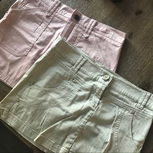 $15 bundle | Mini Skirts